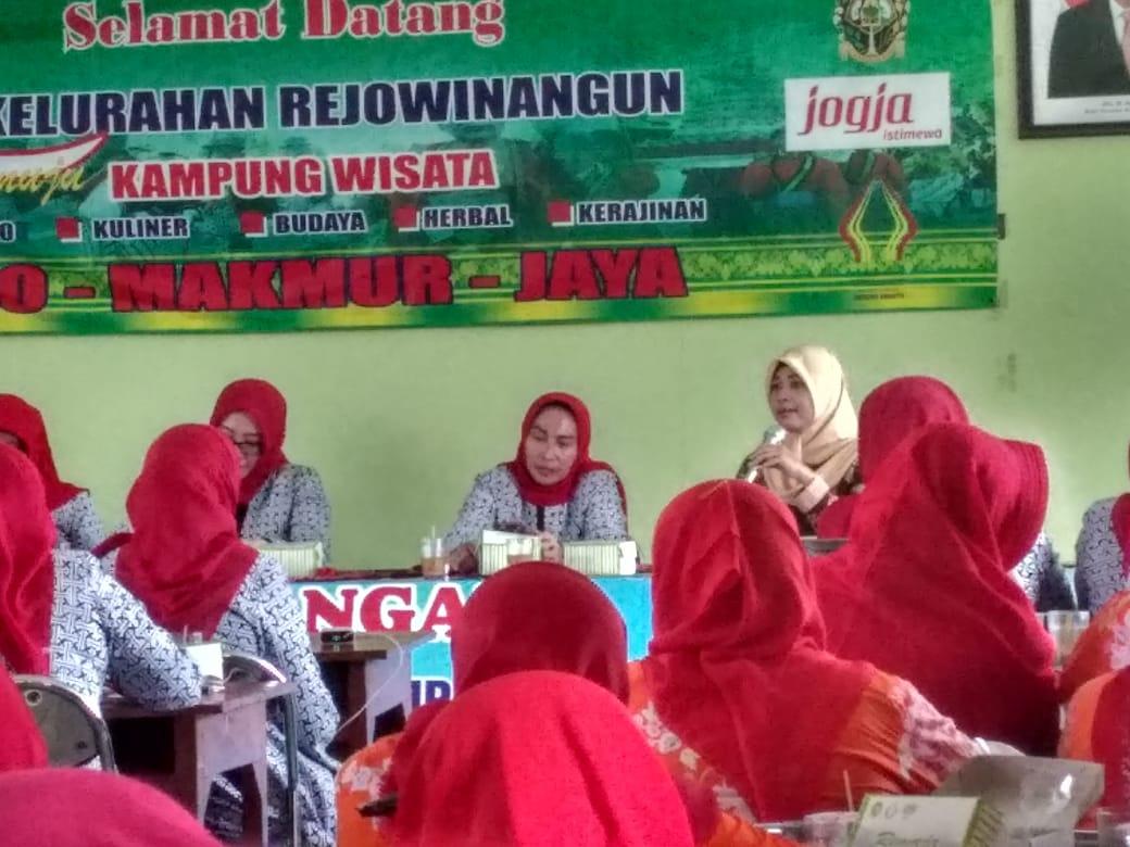 Kunjungan Studi Banding TP PKK Kabupaten Cirebon Jawa Barat