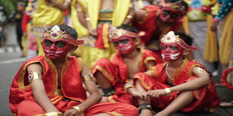 Kelurahan Rejowinangun Berpartisipasi dalam Festival Budaya Kotagede