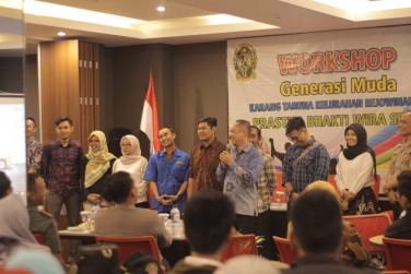 Workshop Generasi Muda Kelurahan Rejowinangun
