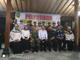 Pelantikan Jaga Warga se Kecamatan Kotagede
