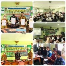 Pelaksanaan Musrenbang Kelurahan Rejowinangun Tahun 2021