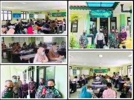 Sosialisasi Pembentukan Posko PPKM Mikro Kelurahan Rejowinangun