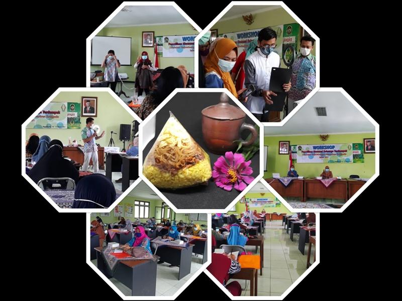 Workshop Penumbuhan Potensi Ekonomi Masyarakat di Kelurahan Rejowinangun