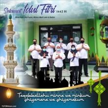 Ucapan Hari Raya Idul Fitri Th 2021