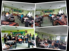 Rapat Koordinasi Percepatan Pelaksanaan Vaksinasi Covid-19 Pada Kelompok Pra Lansia, Lansia, dan Kelompok Pelayanan Publik di Kota Yogyakarta