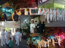 Peduli Kemanusiaan ikut dalam Relawan Pemakaman Jenazah